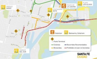 La Ciudad contará con seis balnearios para la temporada de verano 2015-2016