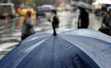 Informe de lluvia en la ciudad