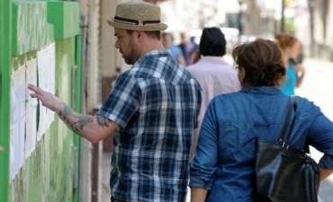 Balotaje: Ya votó la mitad del padrón electoral