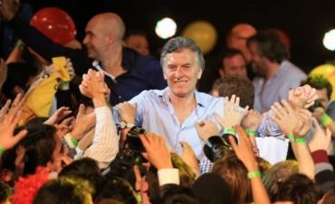 Balotaje: Primeros resultados dan ganador a Mauricio Macri