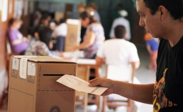 Alak afirmó que votó el 78% del padrón y que las elecciones se dieron