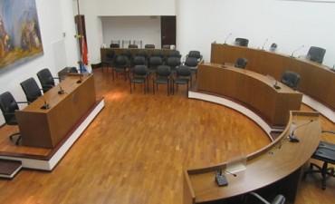 Los Concejales aprobaron el Presupuesto 2016