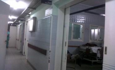 Robaron en la guardia del Hospital Cullen