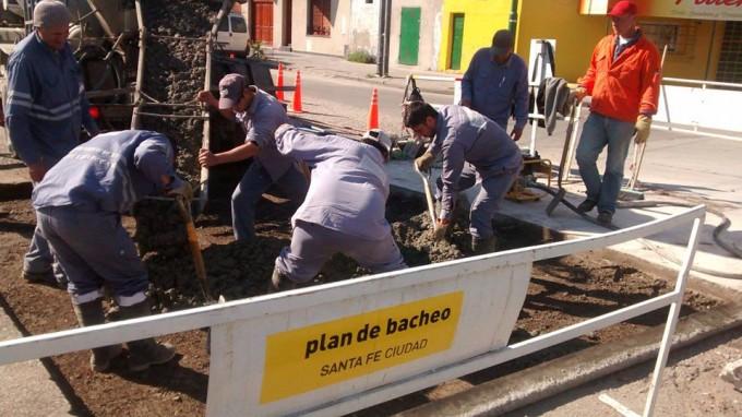 Programa de Reconstrucción: trabajos de bacheo previstos para este viernes