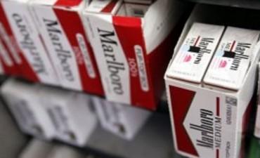 El precio de los cigarrillos aumentó un 5 por ciento