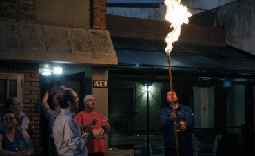El gas natural llegó a Barrio Liceo Norte