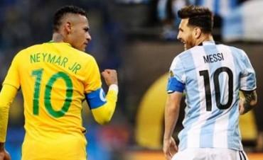 Argentina va por un triunfo ante Brasil