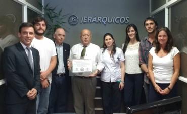 La Mutual Jerárquicos es la primera organización en obtener la certificación de ÁREA CARDIOASISTIDA