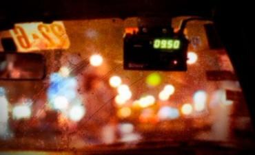 Secuestraron y mataron a un taxista