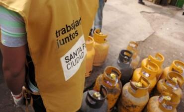 Este lunes continúa la venta de garrafas de gas a precio diferencial