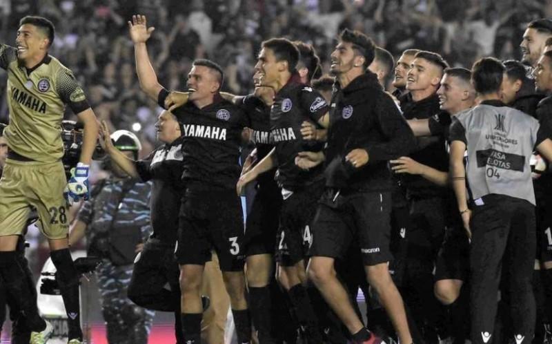 Lanús finalista de la Copa Libertadores