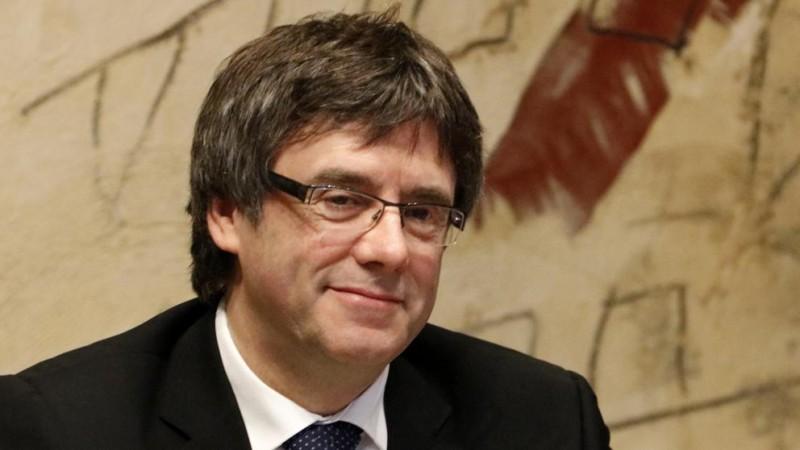 Ordenan la detención internacional de Carles Puigdemont
