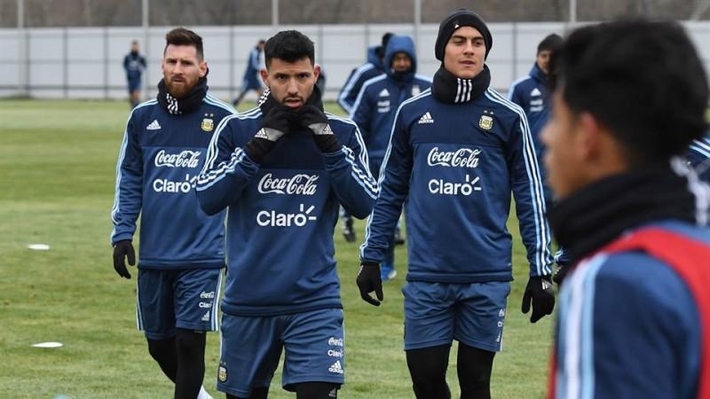 Argentina y una fría parada frente a Rusia