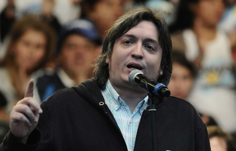 Causa Hotesur: Máximo Kirchner presentó un escrito y pidió ser sobreseído