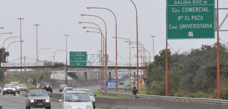 Pedirán que los trabajos en la ruta 168 se hagan por la noche