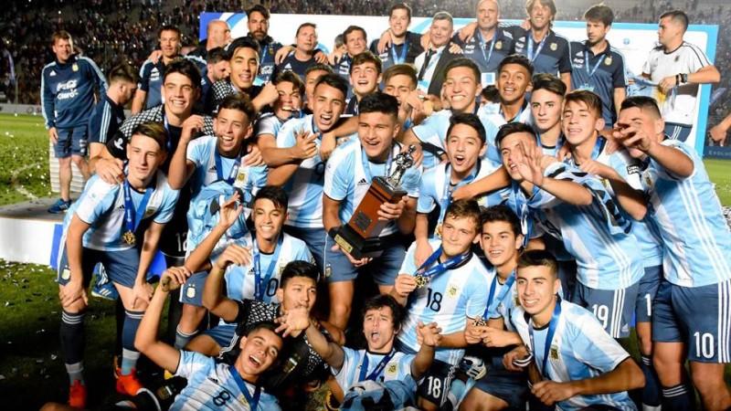 La Selección Sub 15 es campeona sudamericana