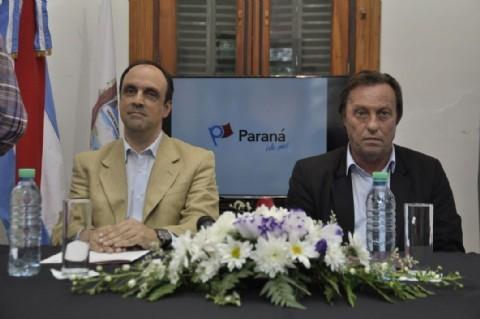 Aeropuerto metropolitano: Corral y Varisco se reúnen con autoridades del ORSNA