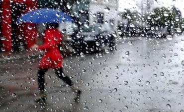 Se pronostican lluvias para esta tarde y noche en Santa Fe