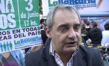 """""""Este gobierno no les ha dado ninguna conquista a los trabajadores"""""""