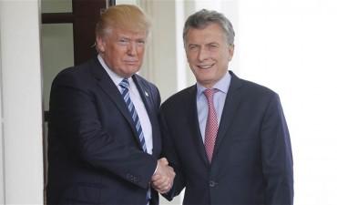 Trump llamó a Macri para mandarle sus condolencias por los muertos en Manhattan