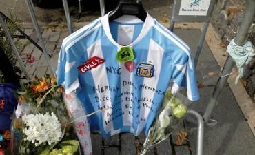 Los familiares de las víctimas argentinas ya están en Nueva York
