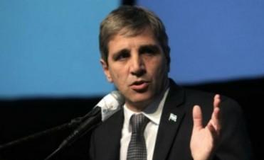 El ministro de Finanzas de Macri vinculado en los