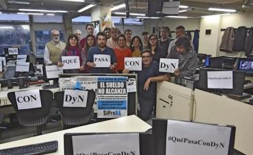Confirman cierre de la agencia de noticias DyN y despiden a 100 periodistas