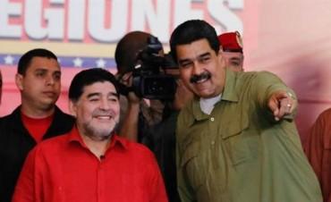 Maradona será comentarista del Mundial para Telesur