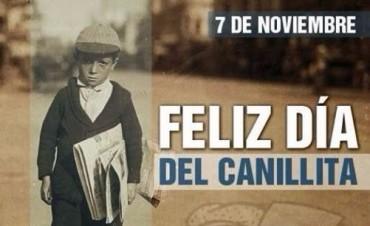 7 de noviembre: Día del Canillita