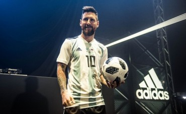Se presentó la pelota oficial del Mundial 2018