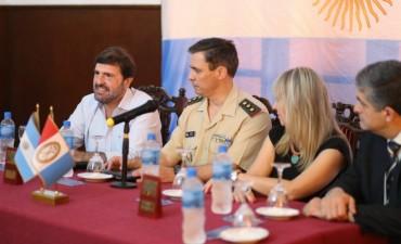 Presentaron las actividades por el 70° aniversario del Liceo Militar