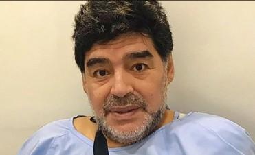 Operaron a Diego Maradona
