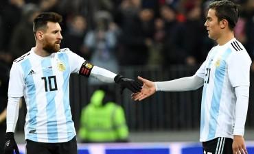 Argentina se prepara para enfrentar a Nigeria