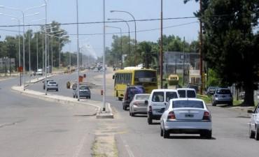 Los vecinos de la costa reclaman mejor organización vial