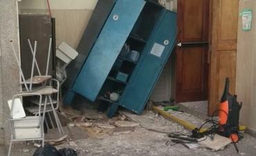 Según Assa la explosión en Agustinos Recoletos fue por falta de ventilación