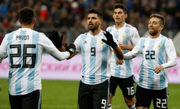 Se perfilan los 11 de la selección para enfrentar a Nigeria