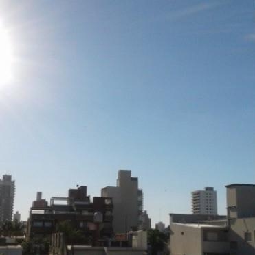 Martes a puro sol y calor en Santa Fe
