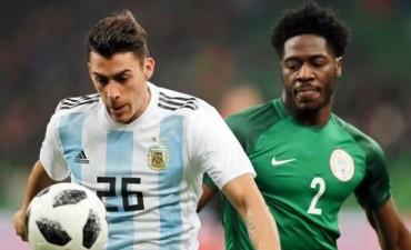 Argentina perdió 4 a 2 ante Nigeria