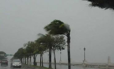 Se renovó el alerta meteorológico y se espera una jornada fresca en Santa Fe
