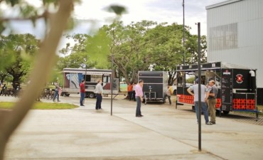 El viernes comenzarán a funcionar los food truck en la zona de boliches