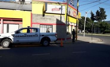 Gendarmería realiza operativos de control