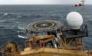 Desde la Armada afirman que la búsqueda del submarino seguirá hasta que aparezca