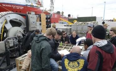 Submarino ARA San Juan: se suman más países al operativo de búsqueda