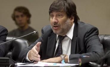 Marcucci habló de la destitución de Freiler