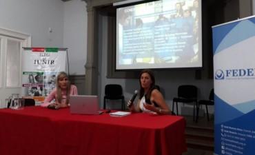 La Fundación Banco Santa Fe participó de un encuentro regional de ONG´S