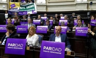 """""""Un gran paso para la lucha por los derechos de la mujer en Argentina"""