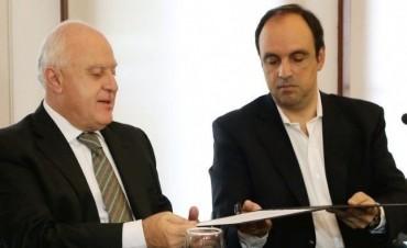 Corral y Lifschitz firmarán un convenio para obras en barrio Jesuitas
