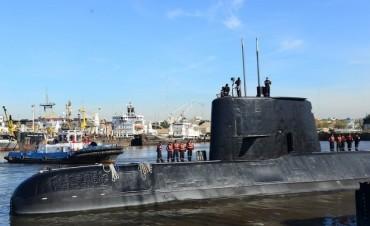 Siguen sin detectar rastros del submarino