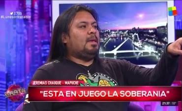 """""""Argentina se ha construido bajo un genocidio de estos pueblos"""""""