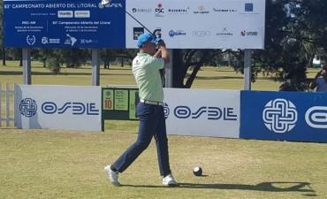 Batistuta jugará un torneo de golf profesional por primera vez